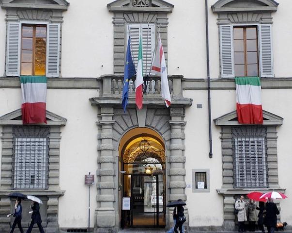 La sede della Regione Toscana