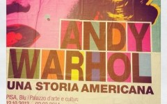 A Pisa la storia americana di Andy Wharol