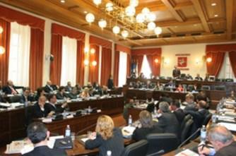 Il consiglio regionale toscano