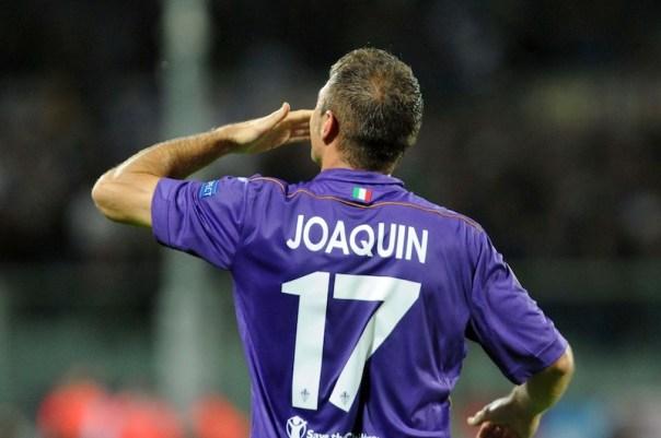 Joaquin è andato a segno anche contro il Dnipro