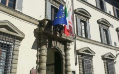 La sede della Regione Toscana, Palazzo Strozzi Sacrati