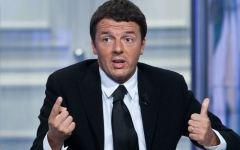 Renzi: «Disciplinare la responsabilità civile dei magistrati»