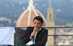 Renzi, «Non sono un politico da talk show, faccio il sindaco»