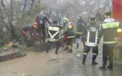 Maltempo: due dispersi, riunita unità di crisi a Grosseto