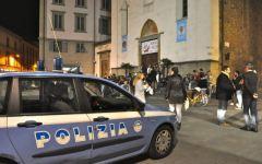 Sicurezza: 70 persone controllate a Firenze, 7 denunciate