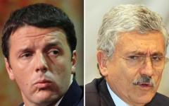 D'Alema: «Renzi è ignorante e superficiale»