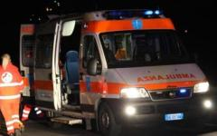 Firenze, novantenne alla guida muore nell'auto che si ribalta