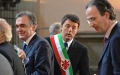Rossi contro lo scandalo delle spiagge, Renzi rottama le correnti
