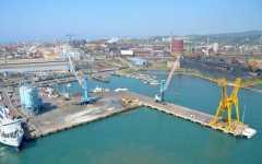 Il Ministero della difesa: le navi militari saranno smantellate a Piombino
