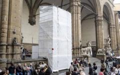Firenze, manutenzione straordinaria per il Perseo del Cellini