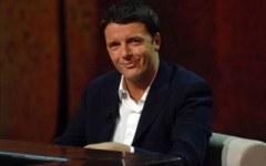 Renzi, botta e risposta in tv con Belpietro sul caso-Alitalia