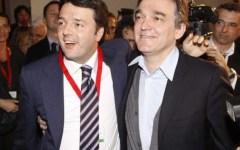 Matteo Renzi ricandida Rossi alla presidenza della Regione Toscana