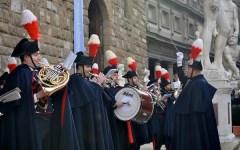 Firenze, concerto dei Carabinieri per la Festa dell'Immacolata