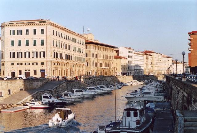 Livorno e i suoi fossi