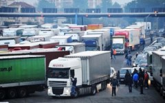 La protesta degli autotrasportatori, blocchi e cortei in Toscana