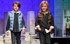 Pitti Bimbo, a Firenze la moda dei più piccoli