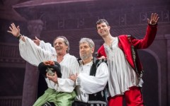 Shakespeare in 90 minuti, da Londra a Firenze