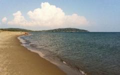 Grosseto: cadavere (irriconoscibile) sulla spiaggia della Feniglia. Non sarebbe in relazione al maltempo
