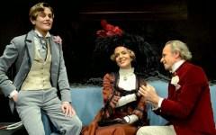 «L'importanza di chiamarsi Ernesto», Oscar Wilde a Firenze
