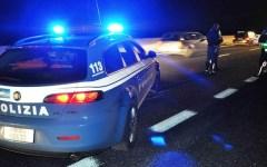 Arezzo: arrestato nella notte dalla polizia stradale presunto rapinatore albanese.  Bloccato dal controllo a reticolo