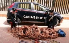 Pisa, operazione «Action day» contro i furti di rame