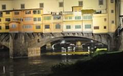 Firenze, Publiacqua: lavori sul Ponte Vecchio per il ripristino delle tubazioni di Lungarno Acciaiuoli