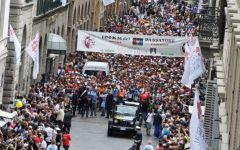 La 100 chilometri del Passatore, Firenze-Faenza 2016: il via sabato 28 maggio. Le Misericordie impegneranno 142 volontari