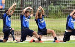 Oggi Italia-Fluminense, diretta tv ore 22,30. Azzurri col tridente: Cerci-Immobile-Insigne