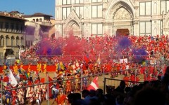 Firenze e Toscana, appuntamenti del weekend 13-14 giugno: Calcio Storico, Mtv Awards, la Giostra dell'Archidado