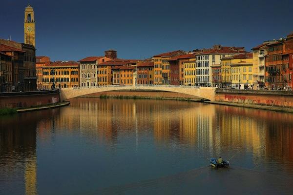 Lungarno a Pisa