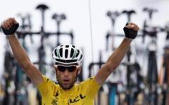 Nibali festeggia in Toscana i suoi successi: Lamporecchio pronta per il trionfo
