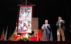 Montepulciano: svelato il Panno del Bravìo delle Botti del 31 agosto 2014