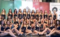 Miss Italia: verso la finalissima la toscana Veronica Fedolfi