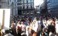 Firenze, in 35 mila a Corri la Vita: Antognoni protagonista di un'edizione record