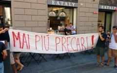 Firenze, Eataly assume 50 lavoratori a tempo indeterminato. E patron Farinetti incontra chi ha scioperato