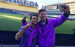 Fiorentina, Gomez su Facebook: «Grazie tifosi, ma mi manca la calma...»
