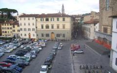 Firenze, piazza del Carmine pedonale dall'11 gennaio. E dal 15 dicembre via il parcheggio al Cestello
