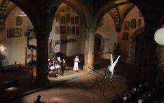 «Firenze suona contemporanea» nel cortile del museo del Bargello