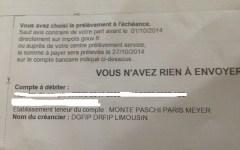 Tasse: in Francia Imu e Tasi si pagano senza vessazioni. L'avviso recapitato a un italiano con casa a Parigi