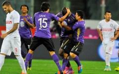 Fiorentina-Lazio (oggi ore 12,30, diretta tv): Montella vuole la vittoria come con l'Inter. E schiera la stessa formazione