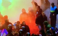 Il ct croato, Kovac, chiede scusa all'Italia per il comportamento dei suoi tifosi