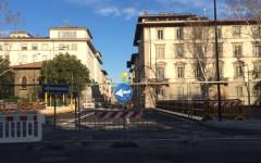 Firenze, lavori per la tramvia: alle 12 del 29 dicembre chiude il Ponte Statuto e apre il ponte Bailey sul Mugnone