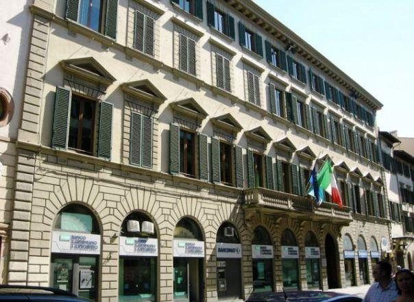 Palazzo Bastogi, a Firenze, già sede di Fondiaria eppoi della presidenza della giunta regionale. Oggi ospita Corecom e difensore civico