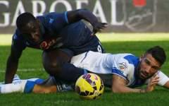 Empoli sfiora il colpaccio a Napoli 2-2. Espulso Sarri. Proteste per l'arbitraggio. Pagelle