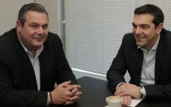 Grecia: Tsipras capo di un governo rosso-nero (sinistra e destra insieme). I mercati finanziari reggono