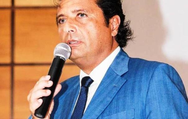 Francesco Schettino, chiamato a parlare agli studenti universitari romani il 5 luglio 2014