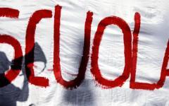 Firenze: corteo degli studenti contro la 'buona scuola' del Governo