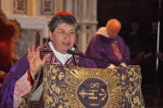 Cardinale Giuseppe Betori, arcivescovo di Firenze