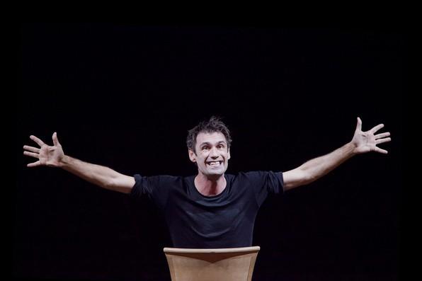 Fabrizio Gifuni presenta «L'ingegner Gadda va alla guerra