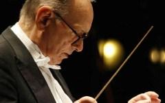Firenze: Ennio Morricone torna in «gran forma» a dirigere l'orchestra nel nuovo tour europeo